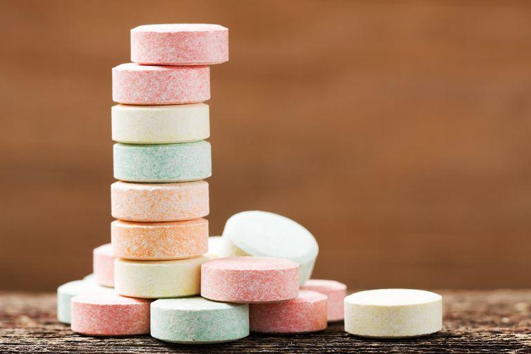 tabletter mot diarre